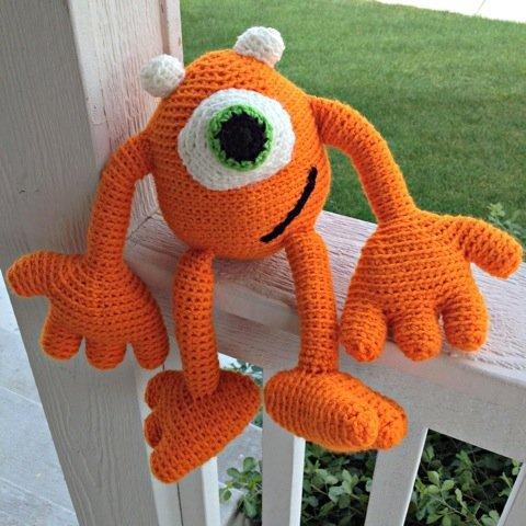 crochet monster - image 03