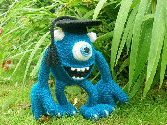 crochet monster - image 05