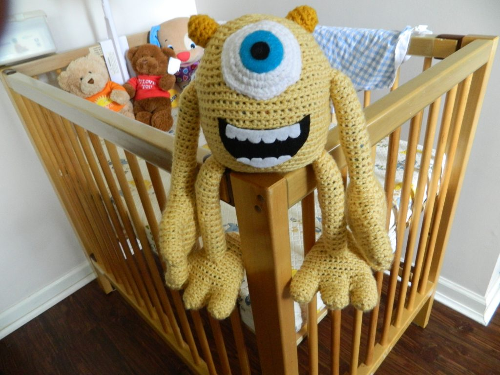 crochet monster - image 06