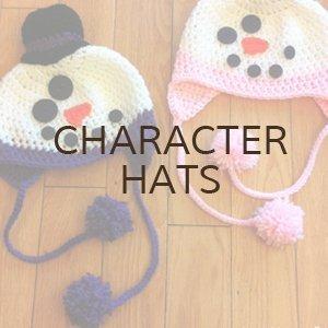 Character Hats