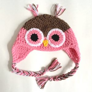 02 Owl Pink