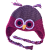 owl winter hat image 1