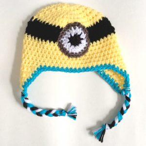 Minion Yellow 1 Eye