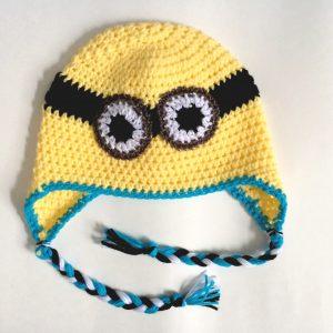 Minion Yellow 2 Eye