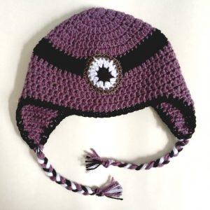 Minion Purple 1 Eye