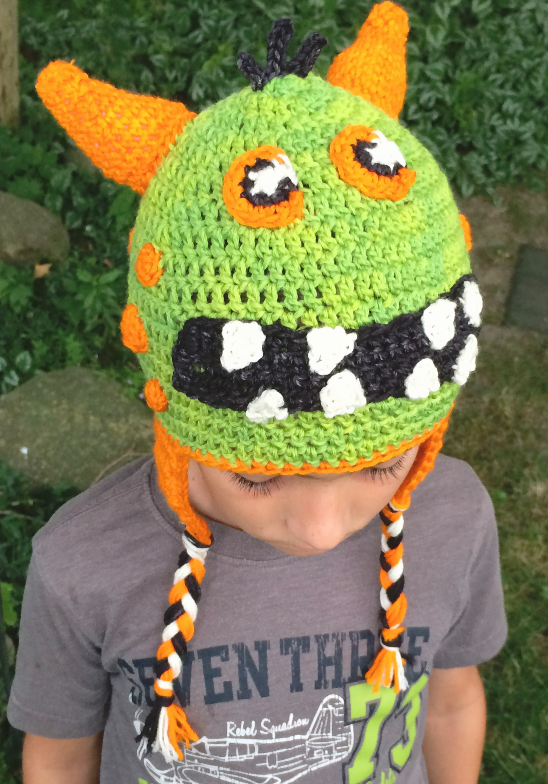 Crochet PATTERN – Herbie (Infant, Toddler, and Child sizes) – The ...