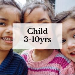 Child 4-10yrs