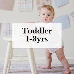 Toddler 1-3yrs
