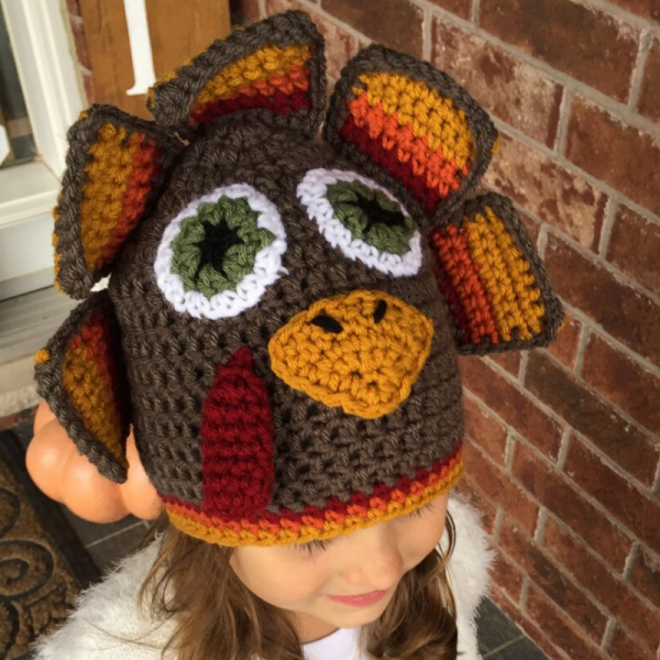thanksgiving hats for kids - image featured