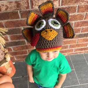 thanksgiving hat - image 1