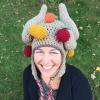 crochet turkey leg hat pattern - image 1