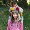 crochet thanksgiving turkey hat for kids - image 2