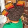 crochet turkey hat free pattern - image 3