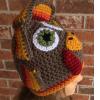 crochet turkey hat free pattern - image 4