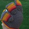 crochet turkey hat for tween - image 4