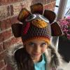 crochet turkey hat free pattern - image 5