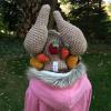 crochet thanksgiving turkey hat for kids - image 6