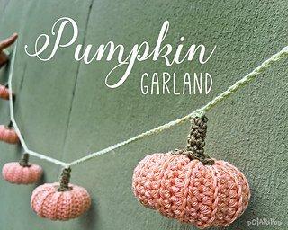 crochet pumpkin patterns - image 1