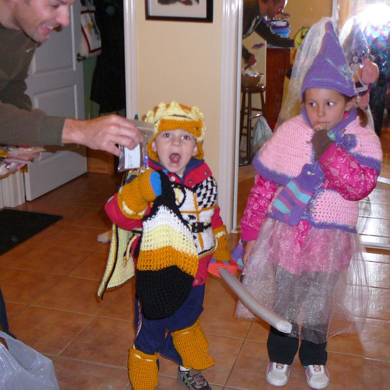crochet halloween costumes image 2