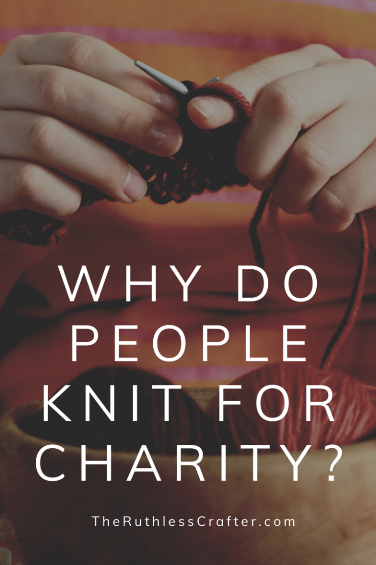 blog - knit for charity image featured