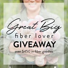Great Big Fiber Lover Giveaway featured image