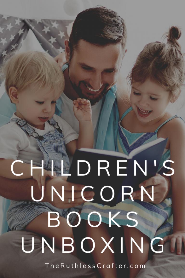 unicorn books unboxing - image featured
