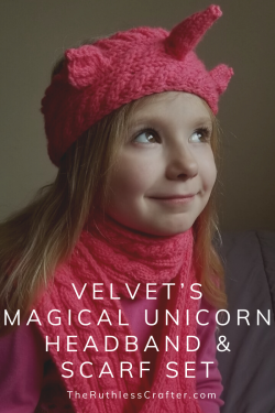 magical unicorn headband - featured image
