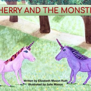 cherry and the monster unicorn quest book - featured image
