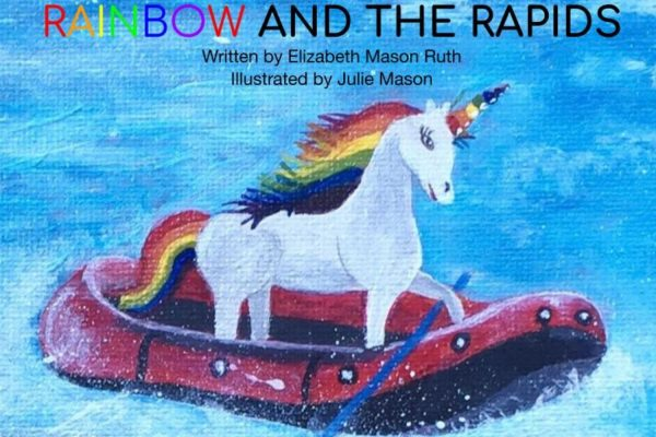 rainbow and the rapids children stories - featured image