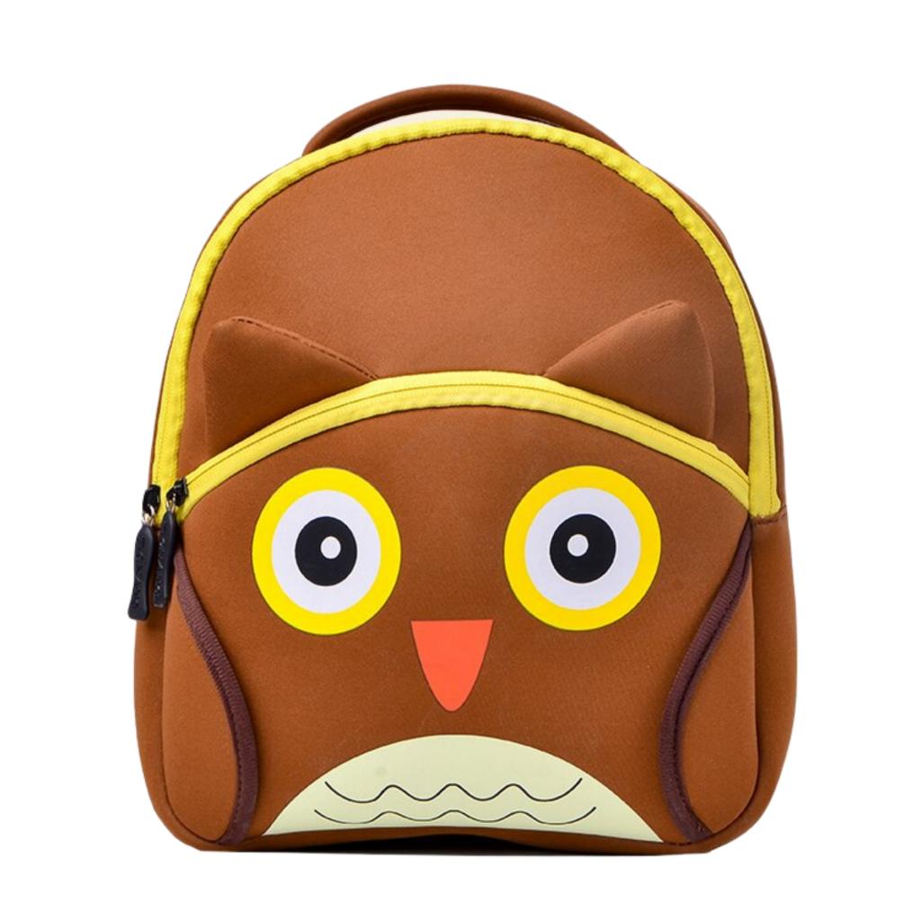 brown owl backpack