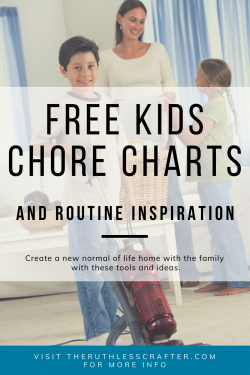 kids chore charts featured image