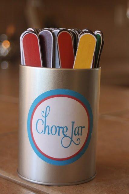 kid's chore charts 05