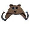 crochet dog hat 1