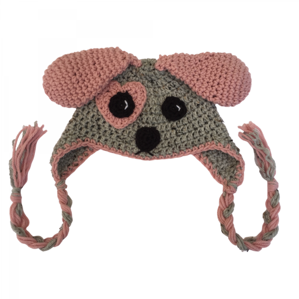 crochet puppy hat featured image