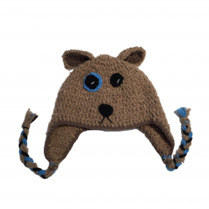 crochet dog hat featured image