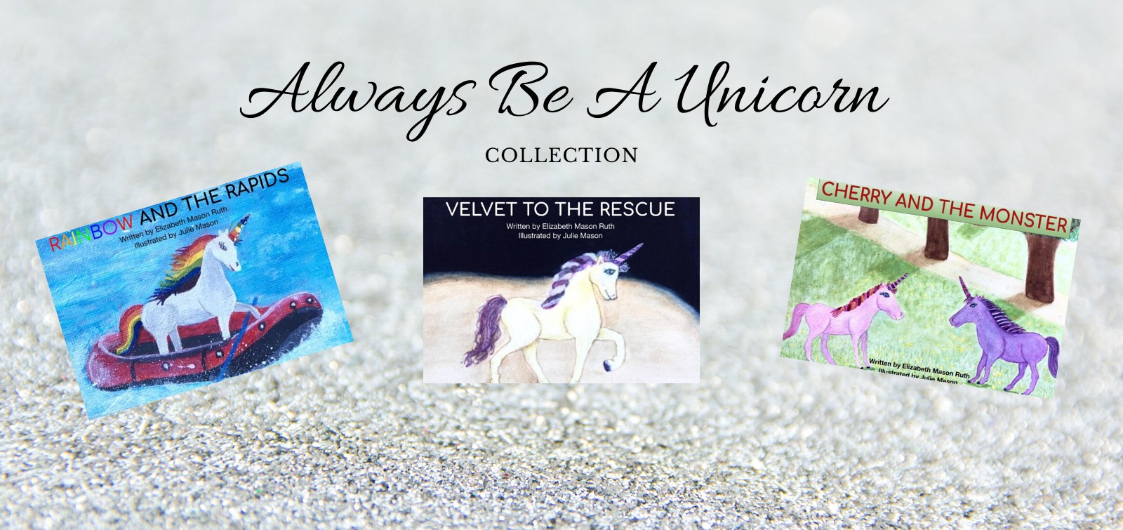 2019 11 always be a unicorn collection books - website slider 1600 x 755